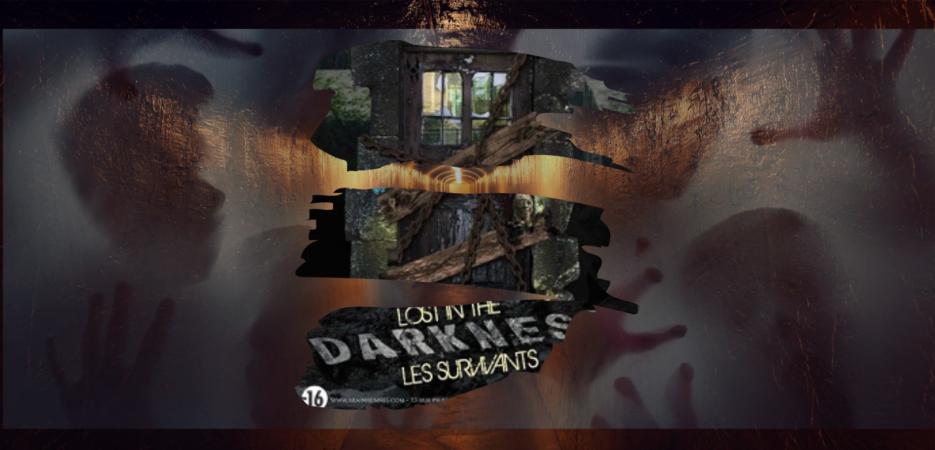 Escape game Darkness