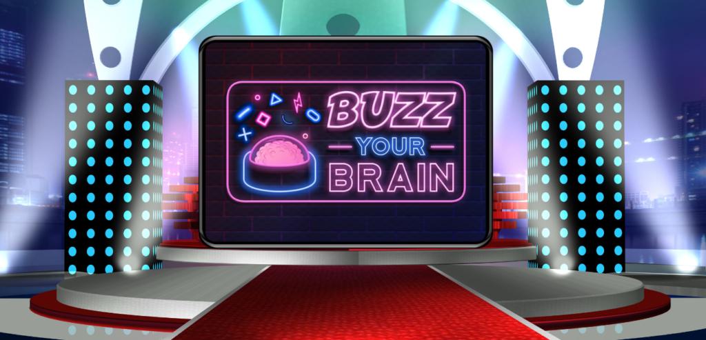 Affiche buzz your brain carroussel
