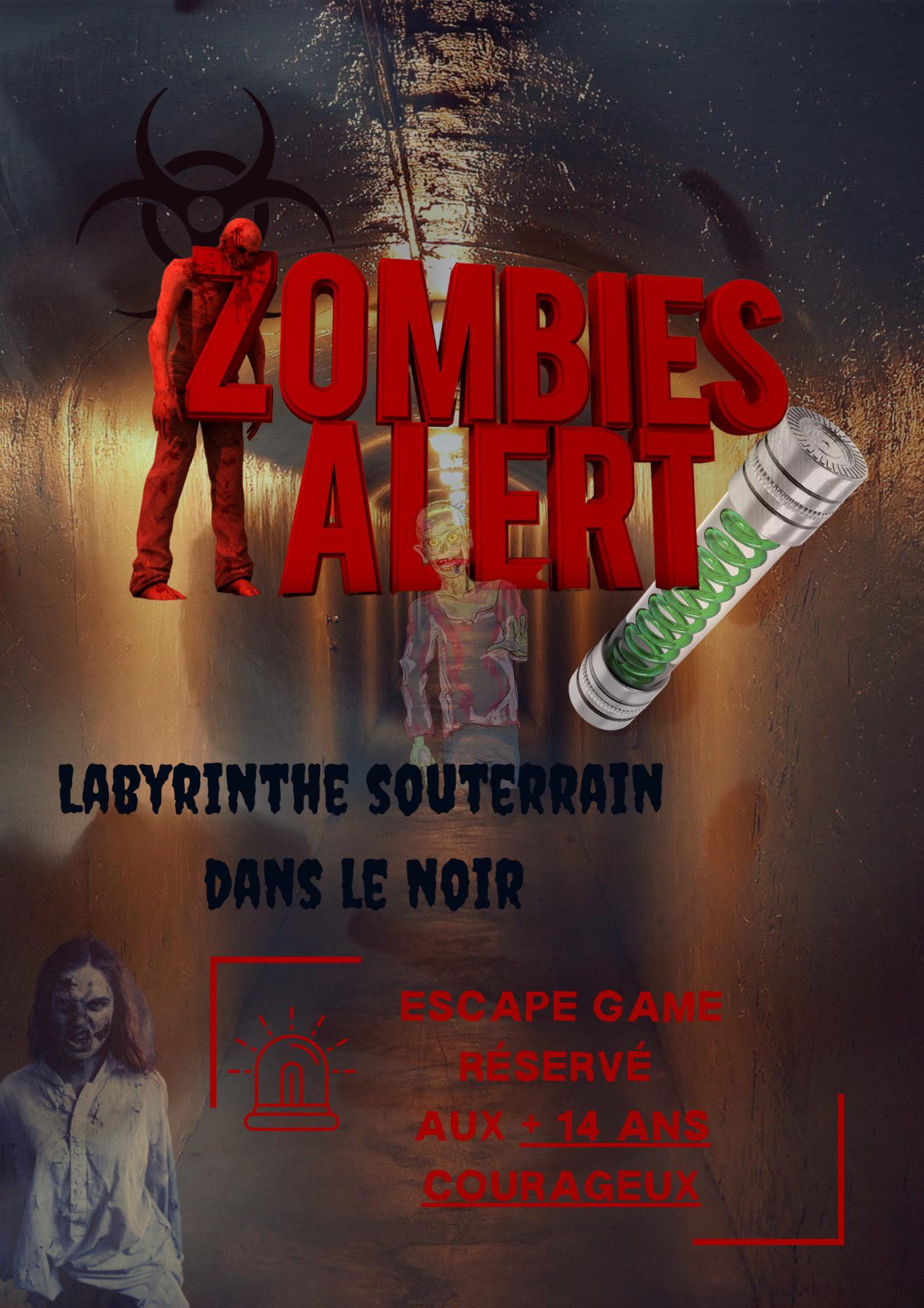 Scénario ados Zombies alert